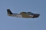 みいさんさんが、笠岡ふれあい空港で撮影した日本個人所有 A36 Bonanza 36の航空フォト(写真)