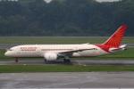 reonさんが、シンガポール・チャンギ国際空港で撮影したエア・インディア 787-8 Dreamlinerの航空フォト(写真)