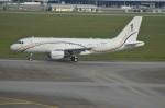 amagoさんが、クアラルンプール国際空港で撮影したマレーシア空軍 A319-115X CJの航空フォト(写真)