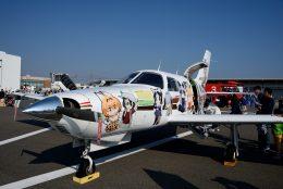 T.Sazenさんが、神戸空港で撮影した日本個人所有 PA-46-310P Malibuの航空フォト(飛行機 写真・画像)