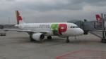 twinengineさんが、ミュンヘン・フランツヨーゼフシュトラウス空港で撮影したTAPポルトガル航空 A319-111の航空フォト(写真)