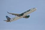 TAKA-Kさんが、マッカラン国際空港で撮影したフロンティア航空 A321-211の航空フォト(写真)