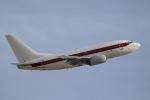 TAKA-Kさんが、マッカラン国際空港で撮影したEG&G 737-66Nの航空フォト(写真)