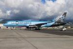 JRF spotterさんが、ダニエル・K・イノウエ国際空港で撮影したラ・カンパニー 757-256の航空フォト(写真)