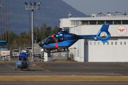 ぽんさんが、高松空港で撮影した高知県警察 EC135T2+の航空フォト(写真)