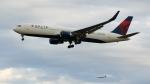 raichanさんが、成田国際空港で撮影したデルタ航空 767-332/ERの航空フォト(写真)