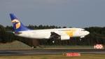 raichanさんが、成田国際空港で撮影したMIATモンゴル航空 737-71Mの航空フォト(写真)
