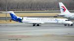 coolinsjpさんが、瀋陽桃仙国際空港で撮影した華夏航空 CL-600-2D24 Regional Jet CRJ-900LRの航空フォト(写真)