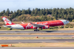 Y-Kenzoさんが、成田国際空港で撮影したインドネシア・エアアジア・エックス A330-343Xの航空フォト(写真)