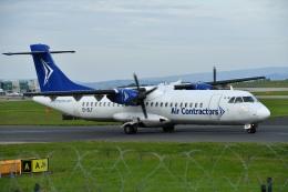 nobu2000さんが、マンチェスター空港で撮影したエア・コントラクターズ ATR-72-201Fの航空フォト(飛行機 写真・画像)