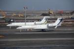 wingace752さんが、羽田空港で撮影した金鹿航空 G500/G550 (G-V)の航空フォト(写真)