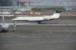 wingace752さんが、羽田空港で撮影したアメリカ企業所有 G650 (G-VI)の航空フォト(写真)