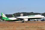 Nikon787さんが、松山空港で撮影したエバー航空 A321-211の航空フォト(写真)