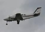 だいまる。さんが、岡山空港で撮影した朝日航空 Baron G58の航空フォト(写真)