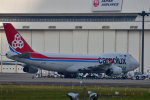Dutchsamuさんが、成田国際空港で撮影したカーゴルクス 747-4R7F/SCDの航空フォト(写真)