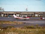 名無しの権兵衛さんが、調布飛行場で撮影した共立航空撮影 TU206G Turbo Stationair 6の航空フォト(写真)