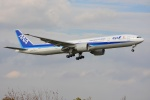 SKY☆101さんが、成田国際空港で撮影した全日空 777-381/ERの航空フォト(写真)