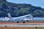 kiraboshi787さんが、長崎空港で撮影したジェイ・エア ERJ-190-100(ERJ-190STD)の航空フォト(写真)