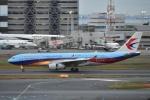よしポンさんが、羽田空港で撮影した中国東方航空 A330-243の航空フォト(写真)
