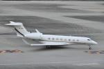 よしポンさんが、羽田空港で撮影したジェット・アビエーション・ビジネス・ジェット G650 (G-VI)の航空フォト(写真)