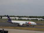 ガスパールさんが、成田国際空港で撮影したフェデックス・エクスプレス 777-FS2の航空フォト(写真)