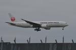 amagoさんが、成田国際空港で撮影した日本航空 777-246/ERの航空フォト(写真)