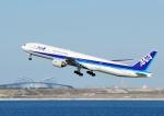 じーく。さんが、羽田空港で撮影した全日空 777-381の航空フォト(写真)