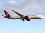 voyagerさんが、ロンドン・ヒースロー空港で撮影したヴァージン・アトランティック航空 787-9の航空フォト(写真)