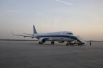 TAOTAOさんが、ウルムチ地窩堡国際空港で撮影した中国南方航空 ERJ-190-100 LR (ERJ-190LR)の航空フォト(写真)