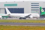 KIMISTONERさんが、台湾桃園国際空港で撮影したノードウィンド航空 777-35E/ERの航空フォト(写真)