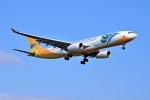 成田国際空港 - Narita International Airport [NRT/RJAA]で撮影されたセブパシフィック航空 - Cebu Pacific Air [5J/CEB]の航空機写真