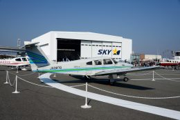 T.Sazenさんが、神戸空港で撮影した日本個人所有 PA-28RT-201T Turbo Arrow IVの航空フォト(飛行機 写真・画像)