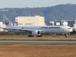 @たかひろさんが、伊丹空港で撮影した日本航空 777-346/ERの航空フォト(写真)