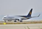 kix-boobyさんが、関西国際空港で撮影したUPS航空 767-34AF/ERの航空フォト(写真)