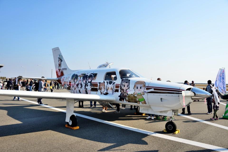T.Sazenさんの日本個人所有 Piper PA-46 Malibu (JA3978) 航空フォト