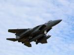 STAR TEAMさんが、小松空港で撮影した航空自衛隊 F-15DJ Eagleの航空フォト(写真)
