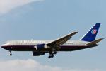菊池 正人さんが、ロサンゼルス国際空港で撮影したユナイテッド航空 767-222の航空フォト(飛行機 写真・画像)