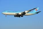 SKY☆101さんが、成田国際空港で撮影した大韓航空 747-8B5F/SCDの航空フォト(写真)