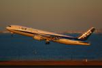 AokaiE531さんが、羽田空港で撮影した全日空 767-381/ERの航空フォト(写真)