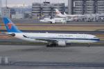神宮寺ももさんが、羽田空港で撮影した中国南方航空 A330-223の航空フォト(写真)