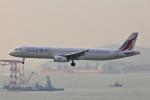 YASKYさんが、香港国際空港で撮影したスリランカ航空 A321-231の航空フォト(写真)