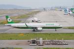 mild lifeさんが、関西国際空港で撮影したエバー航空 A321-211の航空フォト(写真)