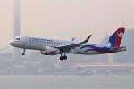 YASKYさんが、香港国際空港で撮影したネパール航空 A320-233の航空フォト(写真)