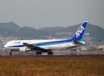 staralliance☆JA712Aさんが、伊丹空港で撮影した全日空 767-381/ERの航空フォト(写真)