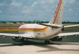 rokko2000さんが、リフエ空港で撮影したアロハ航空 737-2M6C/Advの航空フォト(飛行機 写真・画像)