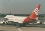 rokko2000さんが、シドニー国際空港で撮影したオーストラリア・アジア・エアラインズ 747SP-38の航空フォト(写真)