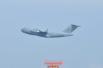 kiraboshi787さんが、岩国空港で撮影したアメリカ空軍 C-17A Globemaster IIIの航空フォト(写真)