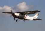 LOTUSさんが、八尾空港で撮影した共立航空撮影 T206H Turbo Stationairの航空フォト(写真)
