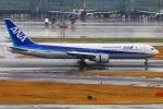 Tomo_lgmさんが、羽田空港で撮影した全日空 767-381/ERの航空フォト(写真)