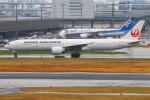 Tomo_lgmさんが、羽田空港で撮影した日本航空 777-346/ERの航空フォト(写真)